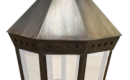 Lantern Post lighting fixture - Custom manufacturer Le Lampiste
