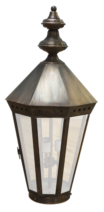 Lantern post light