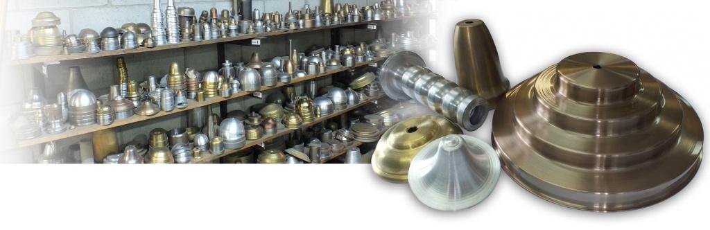 Repoussage de métal