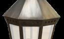 Lantern Post lighting fixture - Custom manufacturer Le Lampiste